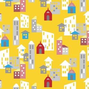 Yellow hometown