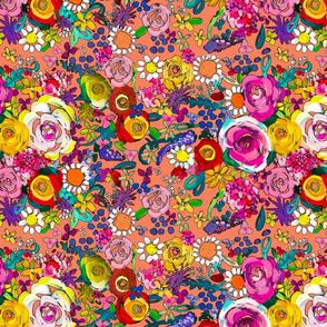 Les Fleurs // Persimmon