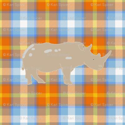 The_Desert_Rhino_Tartan