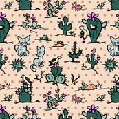 Sonoran Desert Dots