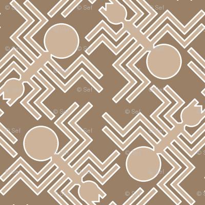 06103914 : nazca lines : desert spider