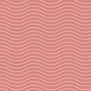 Waves on Coral
