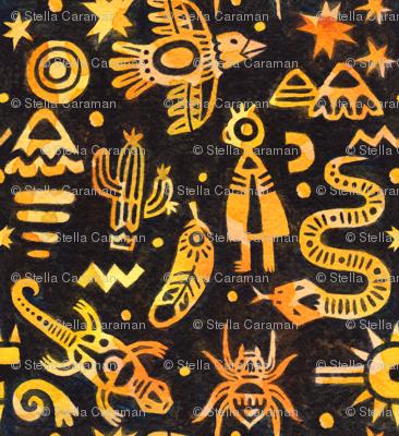 Spirit Desert Animals