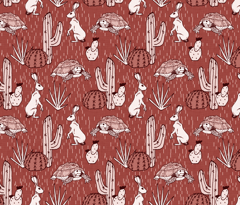 Race Ya! fabric by brittany_vogt on Spoonflower - custom fabric