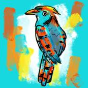 Desert Kookabird