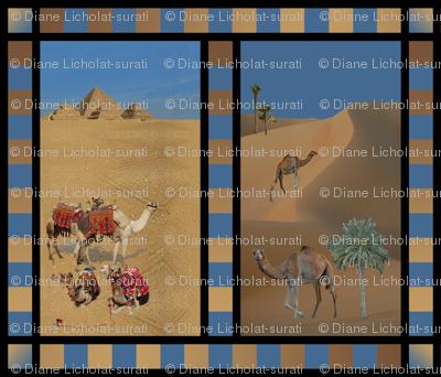 Tamed & Free-Range Camels