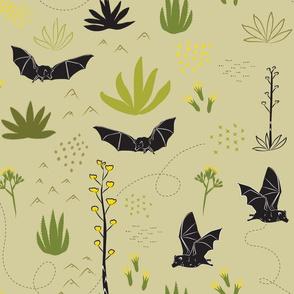 Desert Pollinators