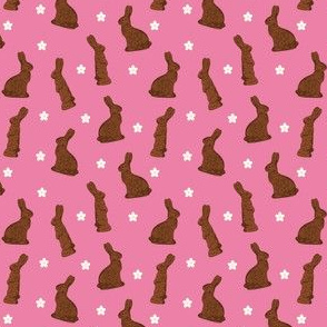 Cocoa Bunnies Small - Pink