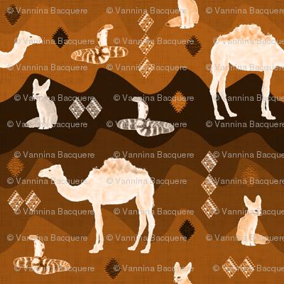 Sahara (Ocre)