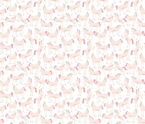 Unicorns_12x12_pattern_pink_white_shop_preview