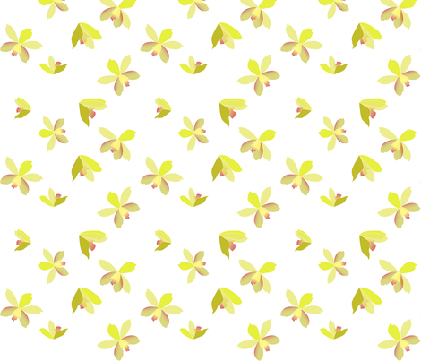 Orchid Love fabric by sopupuka on Spoonflower - custom fabric