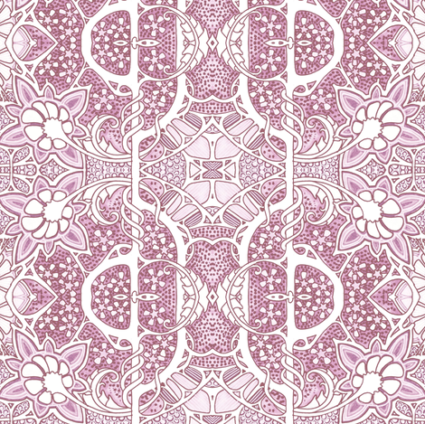 The Whisper of Spring fabric by edsel2084 on Spoonflower - custom fabric