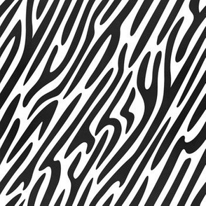 Zebra Stripes - Smooth