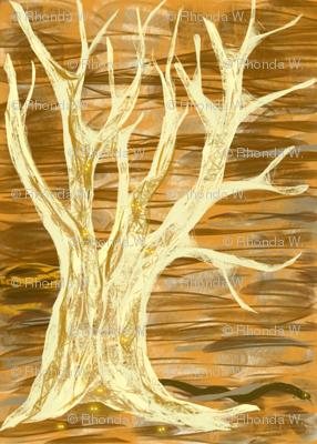 Topsy Turvy Tree Textures