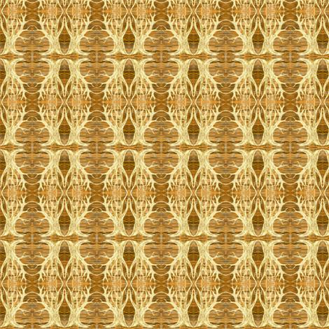Topsy Turvy Tree Textures fabric by rhondadesigns on Spoonflower - custom fabric