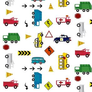cars & trucks  LARGE multi-metro
