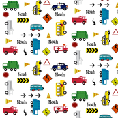 cars & trucks  multi-metro PERSONALIZED Noah