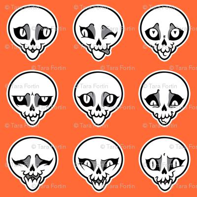 Skeleton Feels - Halloween Version