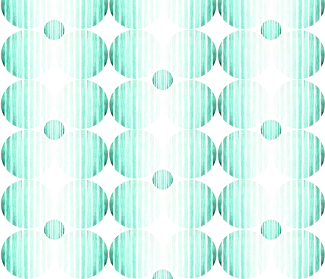 ombre_circles fabric by elliemacdesigns on Spoonflower - custom fabric