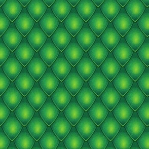 Dragon Scale - Green