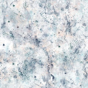 Marble Marvel | Blue Blush | Version 2