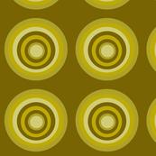 olive circles
