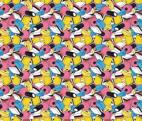 Allsorts fabric by blacklilypie on Spoonflower - custom fabric