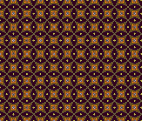 You're Kilim Me 2 fabric by catmorris on Spoonflower - custom fabric
