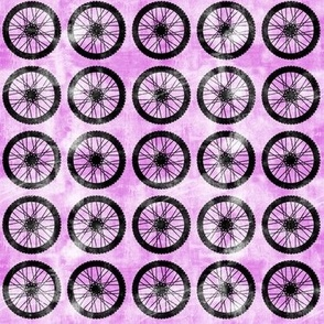 wheels || purple - motocross dirt bike