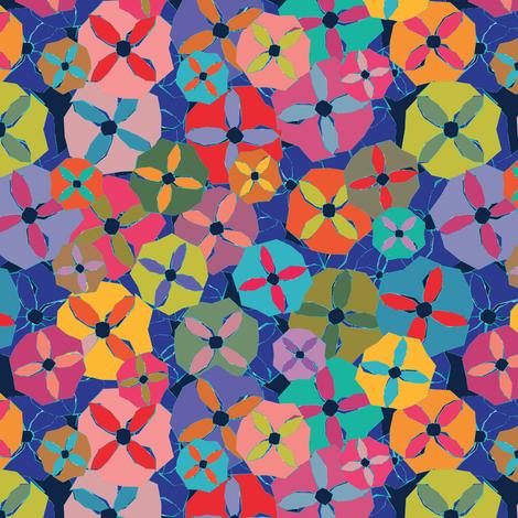 Roudoudou boutons fabric by leventetladiscorde on Spoonflower - custom fabric