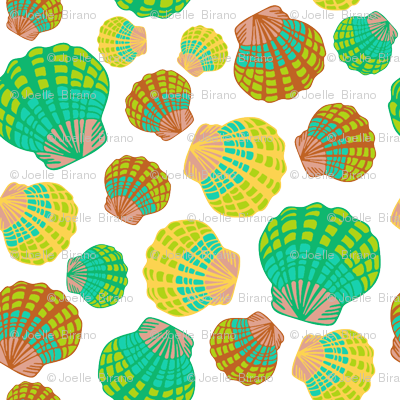 Sunrise Shells Part Deux