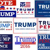 Trump Pence 2016 Make America Great Again!
