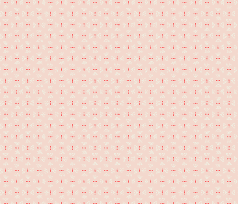 Pink fans fabric by tracyschif on Spoonflower - custom fabric