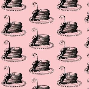 pancake day pink