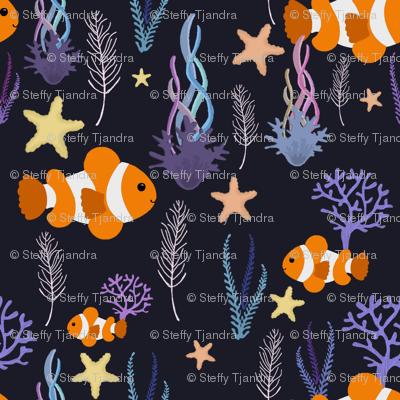 Clown Fish Fantasy