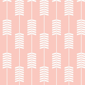 pink arrows || the willow woods collection