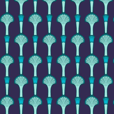 Fans fabric by jadegordon on Spoonflower - custom fabric