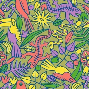 Jungle Beasts