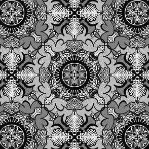 Organic Tile 7