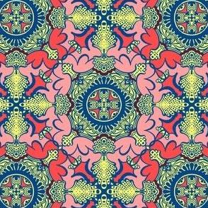 Organic Tile 6