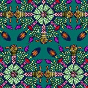 Organic Tile 2