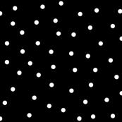 mod girl dots