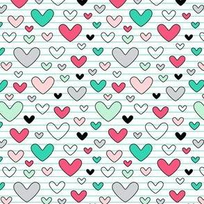 mod girl hearts 2