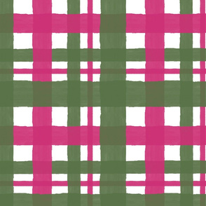 Kale_and_Pink_Yarrow_Plaid