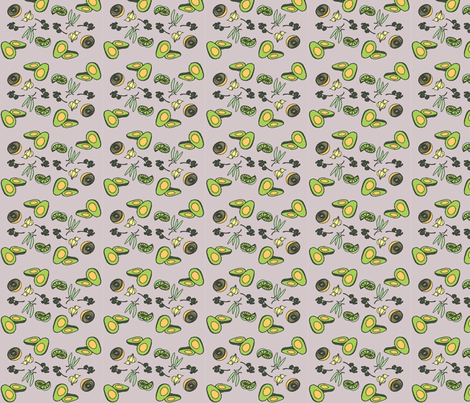 guac_purple fabric by skonek on Spoonflower - custom fabric