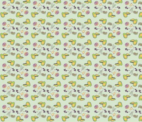 guac_thickstroke fabric by skonek on Spoonflower - custom fabric