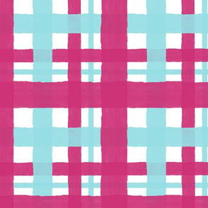 Pink_Yarrow_and_Island_Paradise_Plaid