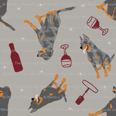 Tiny Beaucerons - wine