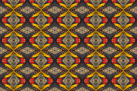 Full Frontal Autumn 3 fabric by susaninparis on Spoonflower - custom fabric
