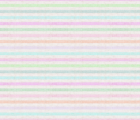 FRENCH_LINEN_MULTI_CANDY_STRIPE fabric by holli_zollinger on Spoonflower - custom fabric